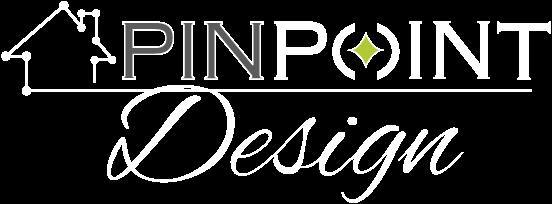 Pinpoint Design & Construction Mobile Retina Logo
