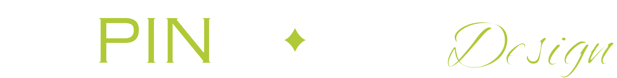 Pinpoint Design & Construction Retina Logo