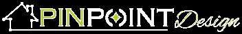 Pinpoint Design & Construction Sticky Logo